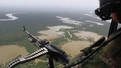 Tropas del Ejército neutralizan acción terrorista del Eln en la vía Tadó-Pereira