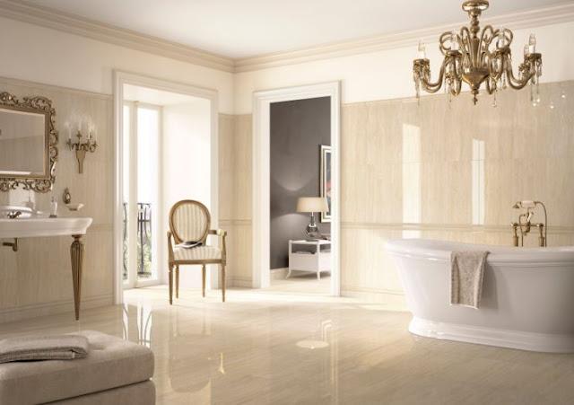 Arredo bagno pavimenti rivestimenti imolaceramica - Pavimenti e rivestimenti bagno classico ...