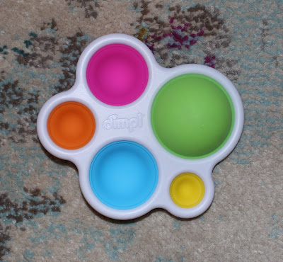 Fat Brain Toys Sensory Toy Dimpl
