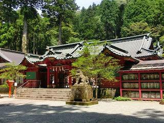 箱根神社(箱根町)