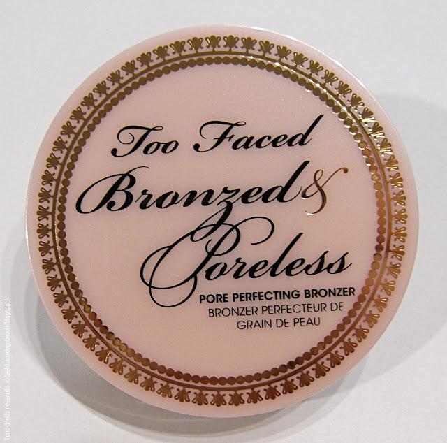 TOO FACED Bronzed & Poreless.Pore Perfecting Bronzer