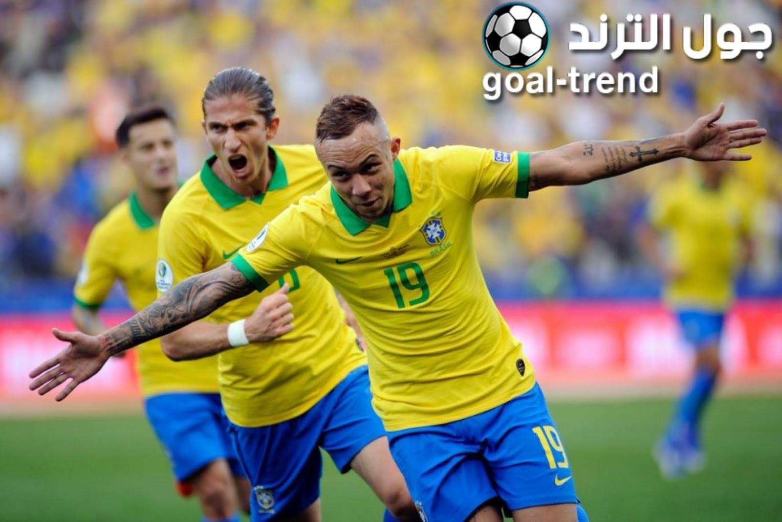 نتيجة مواجهة البرازيل وباراجواي فجر الجمعة كوبا امريكا