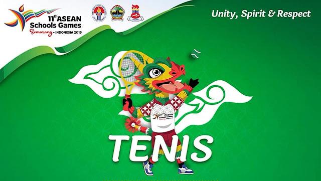Tenis ASEAN Schools Games 11: 4 Ganda Indonesia Lolos ke Semifinal