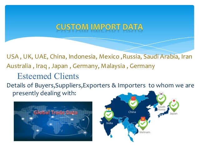 Custom Import Data