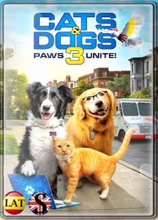 Como Perros y Gatos 3: ¡Todos a Una! (2020) WEB-DL 1080P LATINO/INGLES