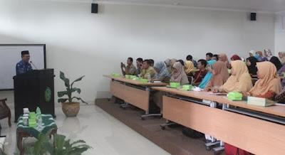 Perpustakaan Unisa Serahkan Hibah dan Gelar Pelatihan Perpustakaan Sekolah Muhammadiyah