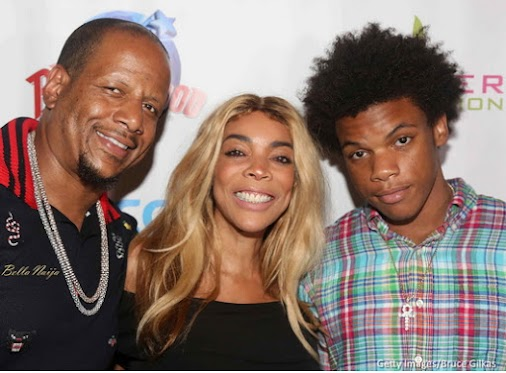 Wendy Williams' husband Kevin Hunter reportedly having an affair Kevin, Wendy and their teenage son ...