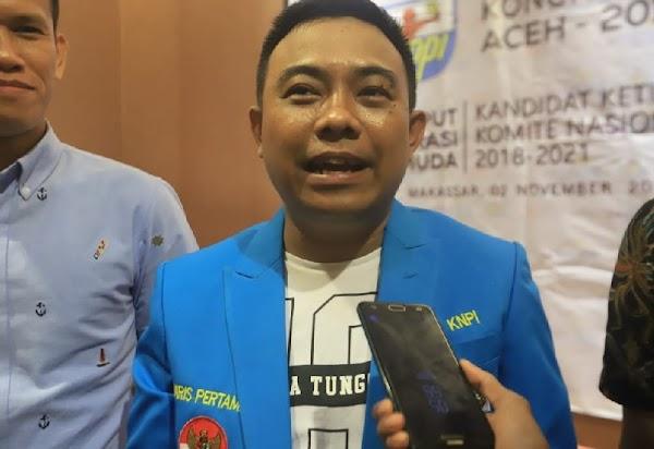 Ketum KNPI Berharap Kasus Cek Bodong Panita Kongres Diusut Profesional