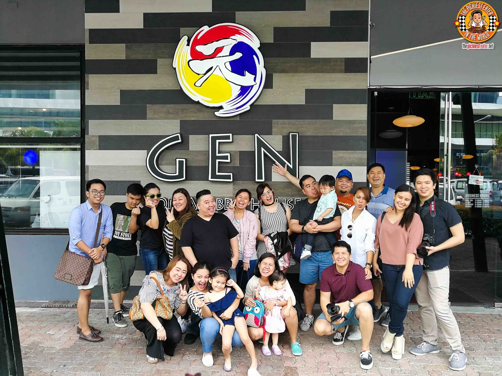 Gen Korean Bbq Menu >> THE PICKIEST EATER IN THE WORLD: FROM CALI TO MANILA: GEN KOREAN BBQ HOUSE