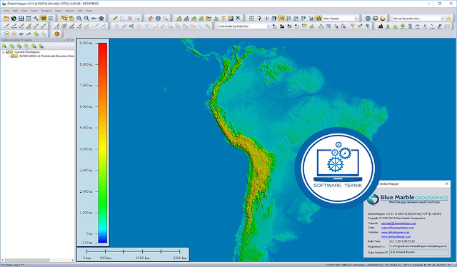 Global Mapper v21