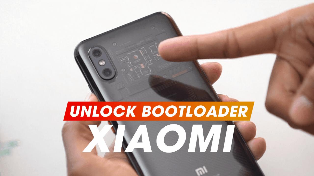 Tutorial Unlock Bootloader All Xiaomi smartphones
