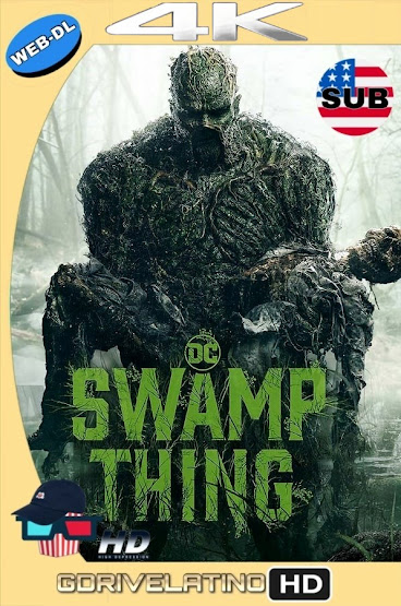 Swamp Thing (2019) Temporada 01 (06/10) WEB-DL 4K Subtitulado MKV