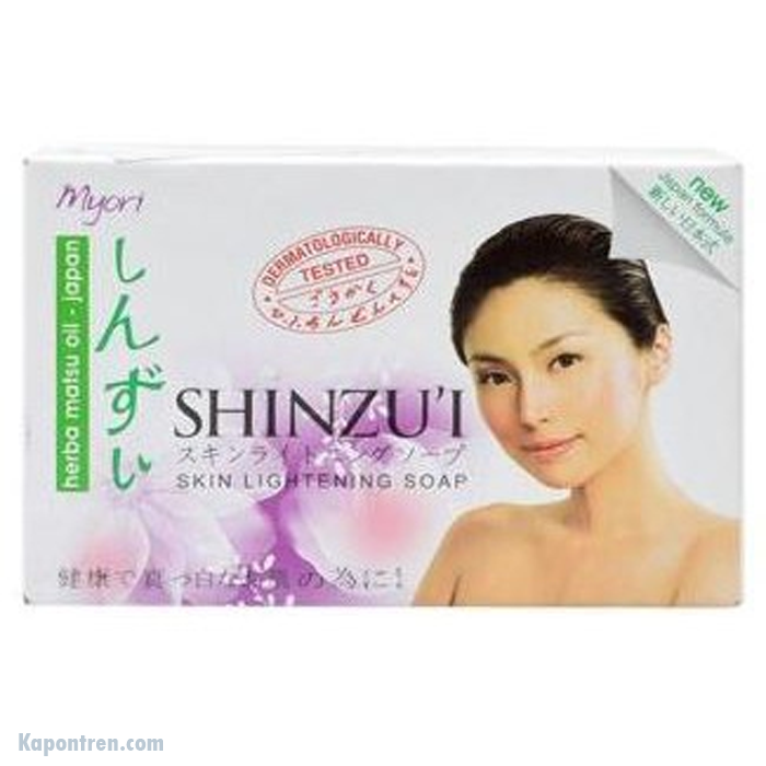 Shinzui Bar Soap Matsu