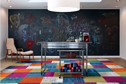 This Is Patchwork Rug Floor, The Perfect Alternative To A Floor Plan Of Your Home, Read This Information