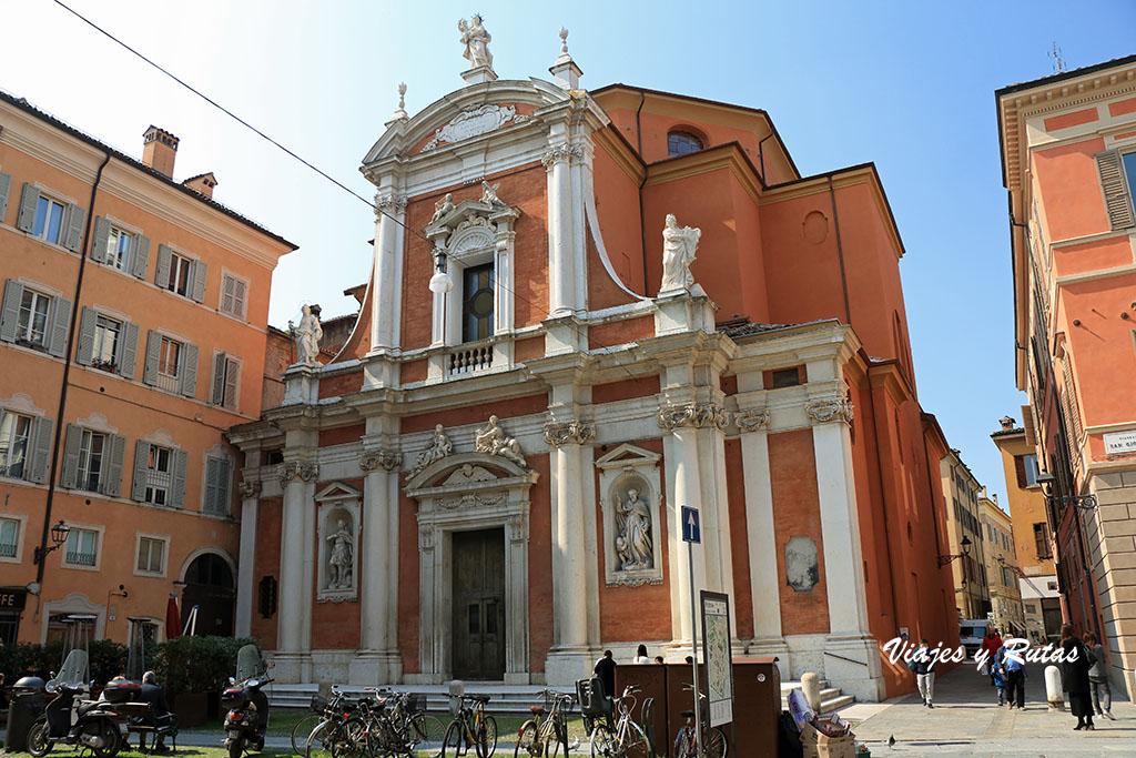 Iglesia de San Giorgio, Módena