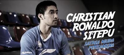 profil Christian Ronaldo Sitepu