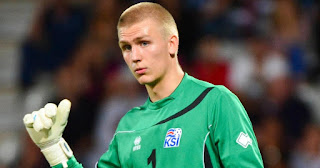 Runarsson set to undergoing medical at Arsenal to replace ex goalkeeper Martinez