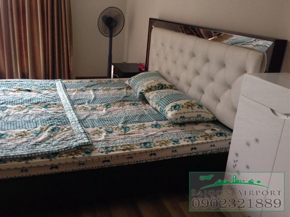 bán chung cư sài gòn airport plaza - giường ngủ