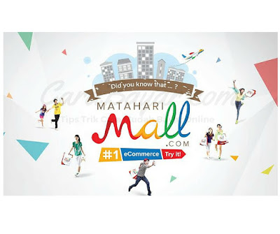 CARA BAYAR DI MATAHARIMALL.COM MELALUI TRANSFER