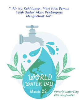 world water day 2021 theme