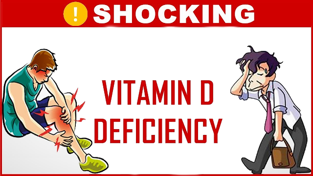D Deficiency Symptoms
