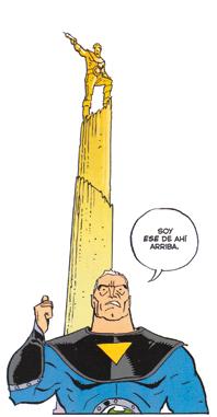 Starlight de Millar y Parlov, edita Panini Comics Superhéroes ciencia ficción