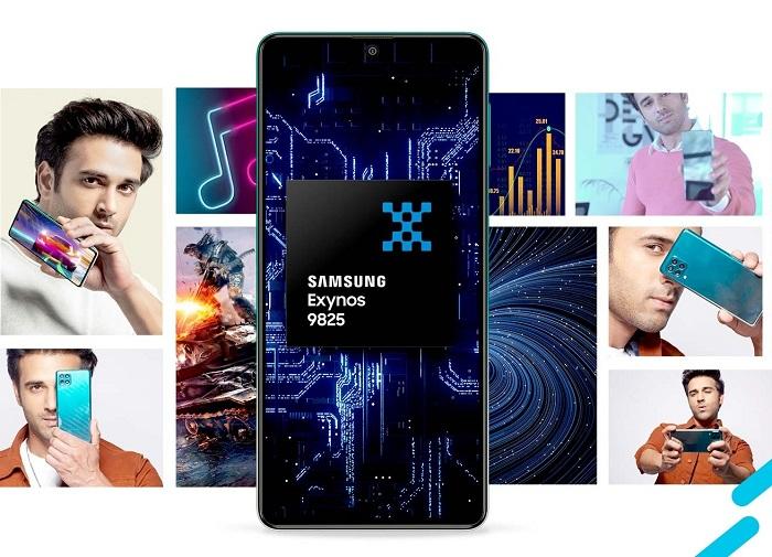 Samsung Galaxy M62 Specs Processor RAM Storage