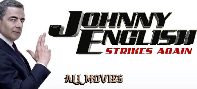Johnny English Strikes Again Movie pic