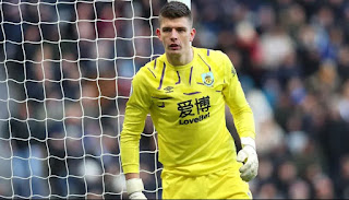 Burnley Keeper Nick Pope wins Clubs double Player of Year awards