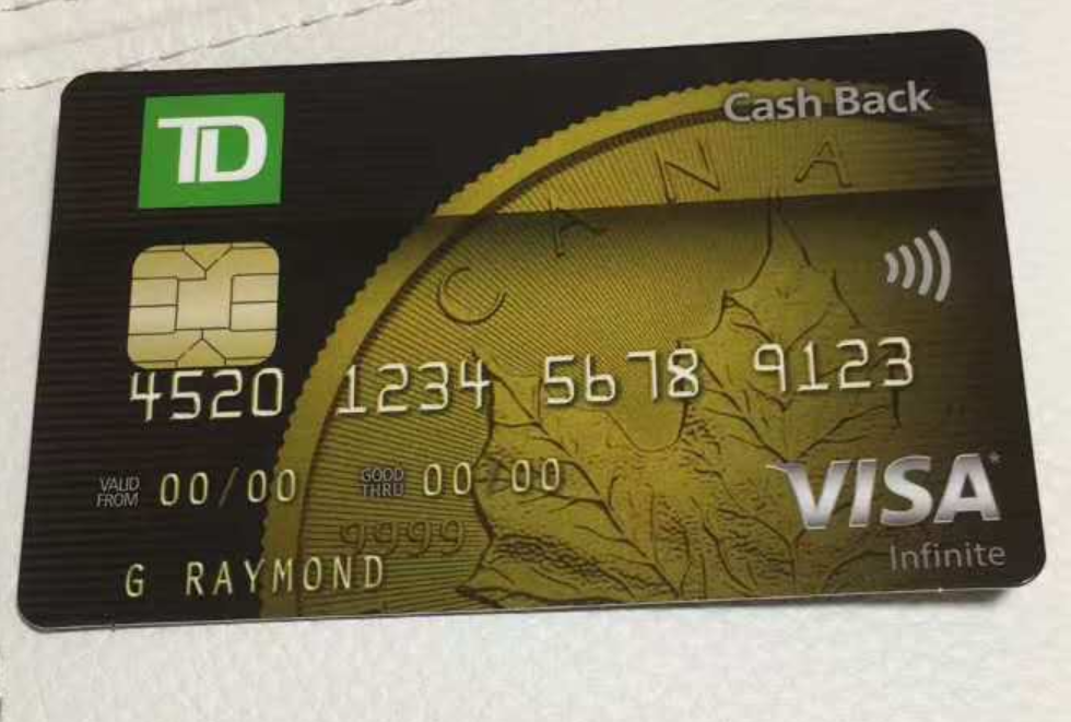 Td Visa Cards >> Canadian Rewards Td Will Issue 2 New Credit Cards In Jun 2017