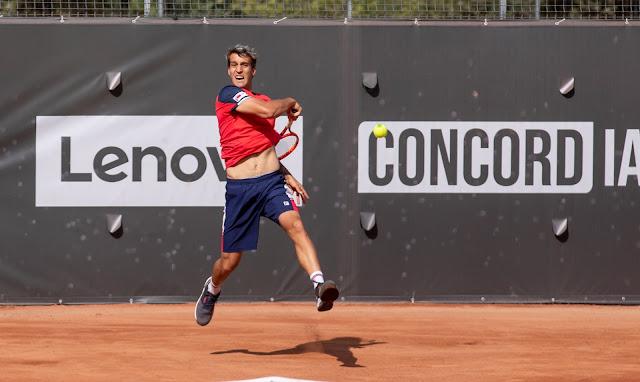 Felipe Meligeni Alves tênis challenger iasi romenia