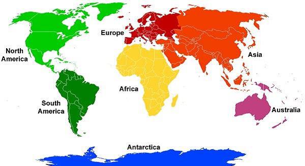 विश्व के महाद्वीप PDF,महाद्वीप और महासागर के नाम,महाद्वीप के नाम,महाद्वीप और महासागर PDF,महाद्वीप और महासागर की उत्पत्ति कैसे हुई,विश्व में कितने महाद