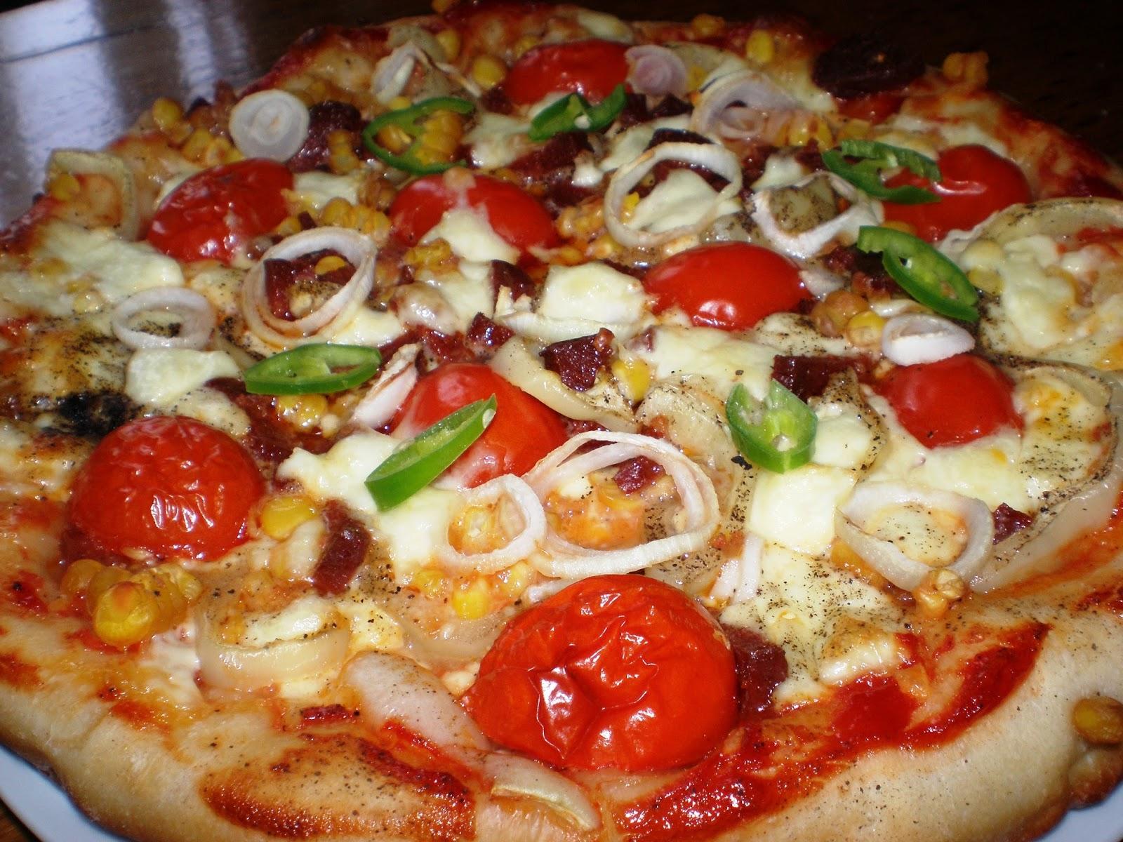 Pizza țărănească