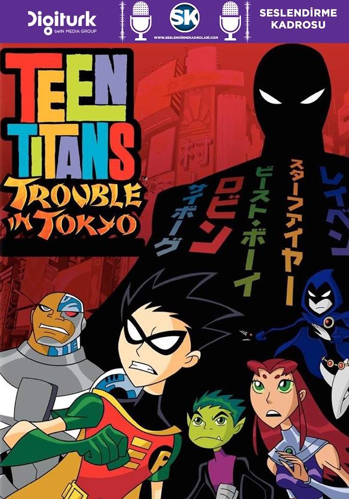 Teen Titans Tokyo'da