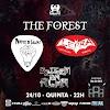 Projeto Cria do Rock - Bandas Autorais tocam no Manifesto 24/10
