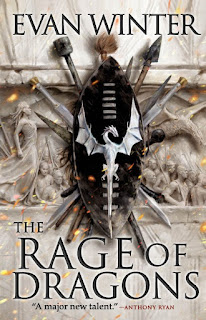 Review of The Rage of Dragons by Evan Winter