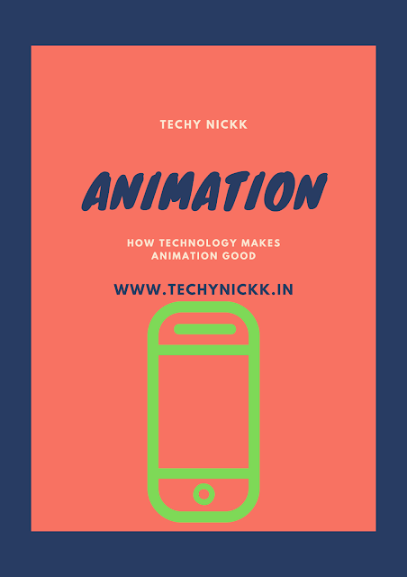 Find out what is the reason to include animation in technology