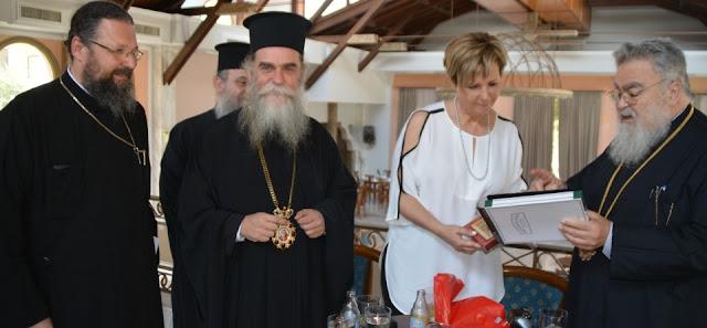 Τα κατάφερε η Γεροβασίλη: Στην Άρτα το Πανελλήνιο Συνέδριο της Εκκλησίας της Ελλάδος για Θέματα Θρησκευτικού Τουρισμού