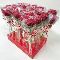 Dia de la Madre - Comercial H. Martín - rosas de golosina