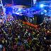 Multidão agita na segunda noite de carnaval do Pirafolia no Loteamento dos Ipês