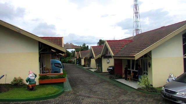 Wisma Gaya 5 Bandungan Semarang Jawa Tengah