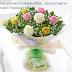 Ένα μπουκέτο λουλούδια… ένα μπουκέτο ευχές! Χρόνια Πολλά!