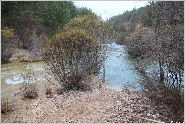 Las Juntas (el Río De La Hoz Seca desemboca en el Río Tajo)