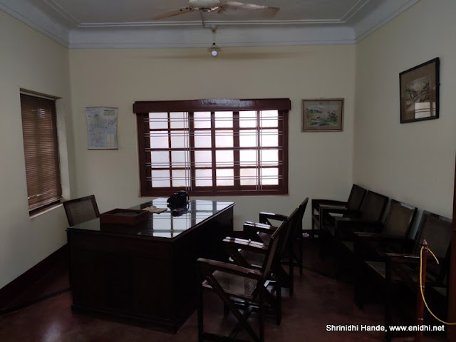 home office of tma pai