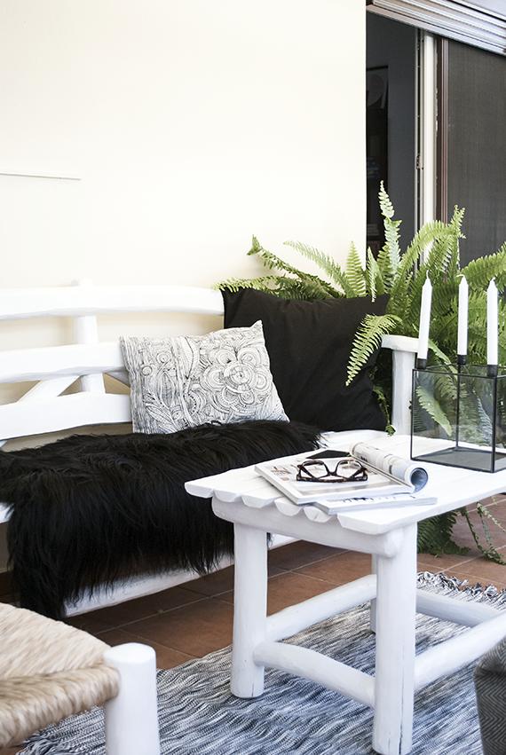 Terrace decor for fall by My Paradissi ©Eleni Psyllaki