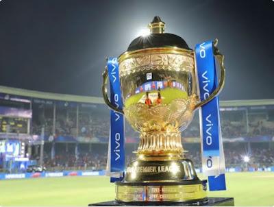 IPL 2020 Win Prize drop