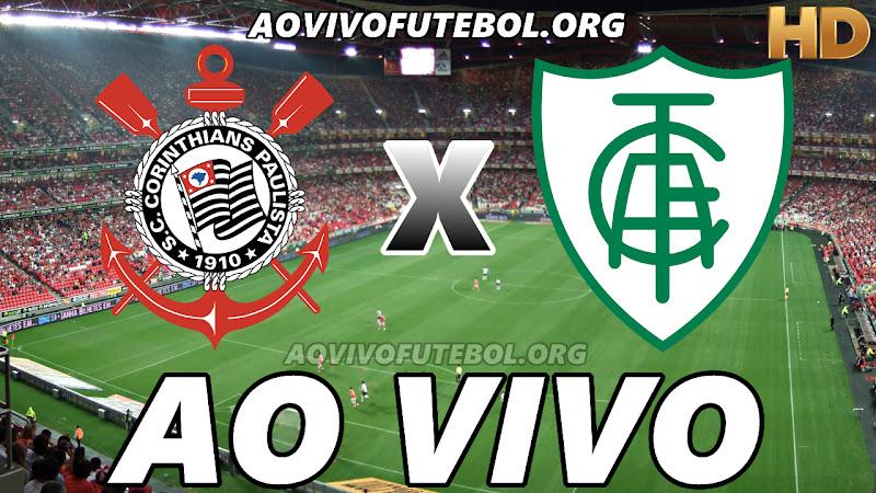 Corinthians x América Mineiro Ao Vivo na TV HD