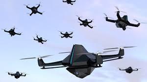 Escuadrones de drones sobrevuelan Nebraska y Colorado