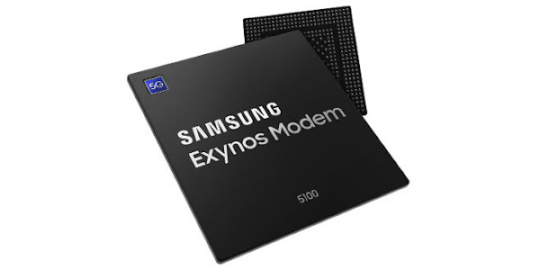 Samsung Exynos 5100 officially announced as world's first 5G modem