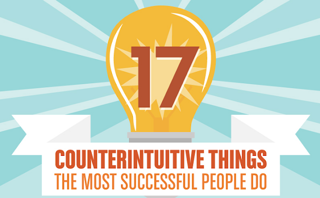 image: 17 Counterintuitive Things The Most Successful People Do